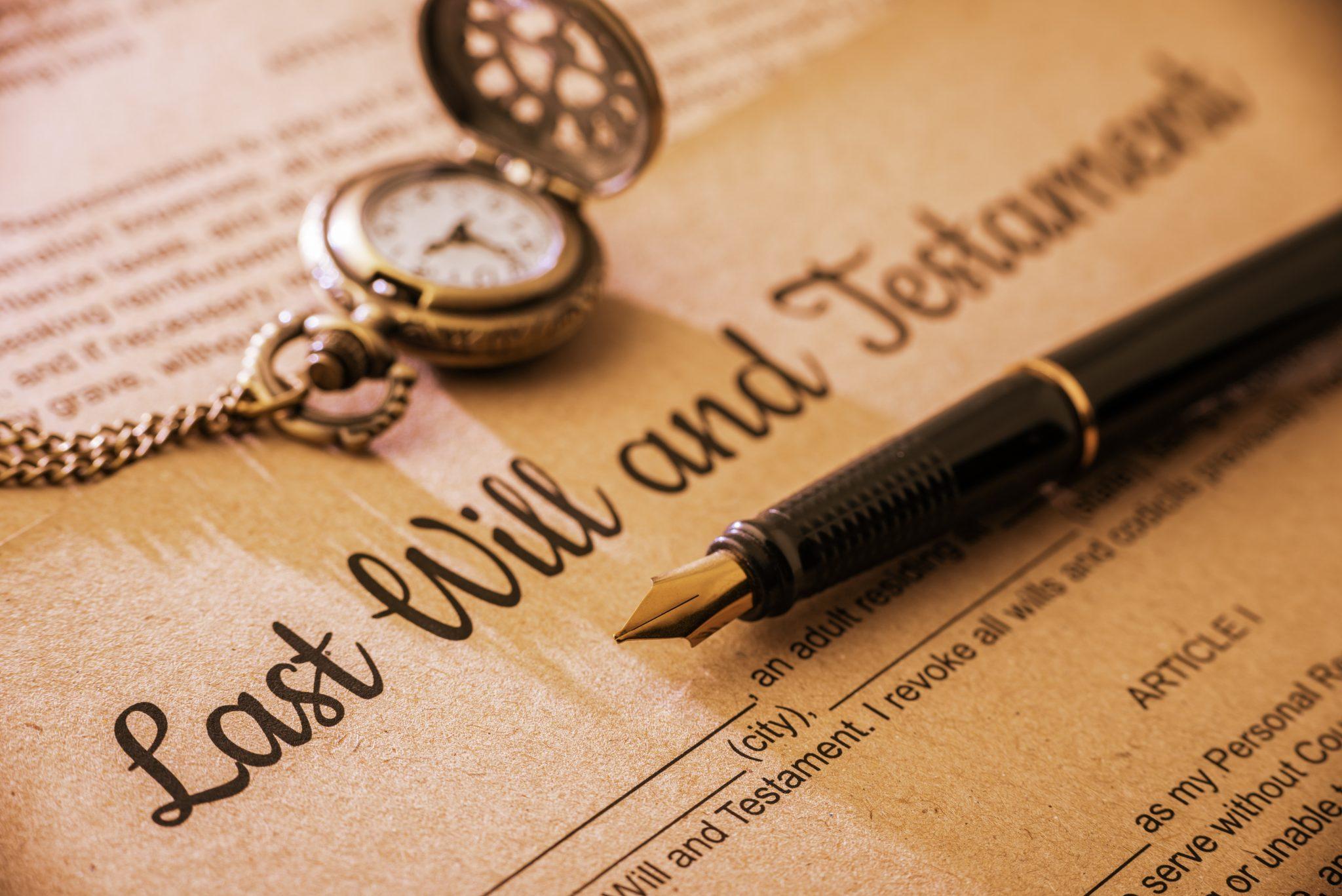 Estate & Inheritance Tax Planning